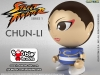 thumbs chunners r Street Fighter Bobble Budds Are Completely Adorable!
