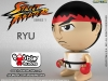 thumbs ryu r Street Fighter Bobble Budds Are Completely Adorable!
