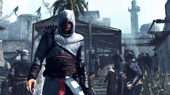 Assassins Creed 21 Sony Registers Boatload of URLs for Assassins Creed Movie