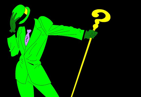 Riddler What Are You Playing This Weekend?