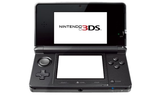 Nintendo 3DS black Are You Sure Nintendo is Teh Doomed?