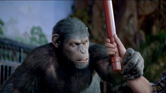 Rise of the Planet of the Apes 2 Best Movie of 2011