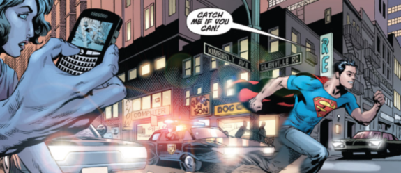 Action Comics Quick Hits (Not a Review!) on DC Comics New 52