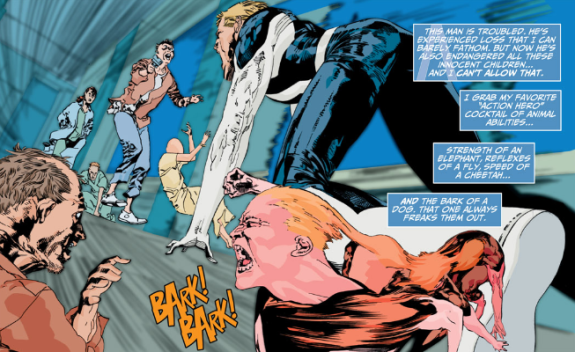 Animal Man Quick Hits (Not a Review!) on DC Comics New 52