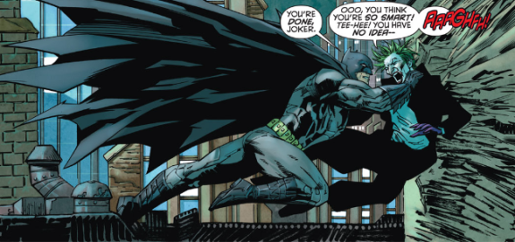Detective Comics Quick Hits (Not a Review!) on DC Comics New 52