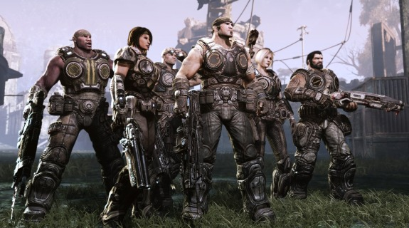 Gear of War 3 This Weeks Videogame Releases