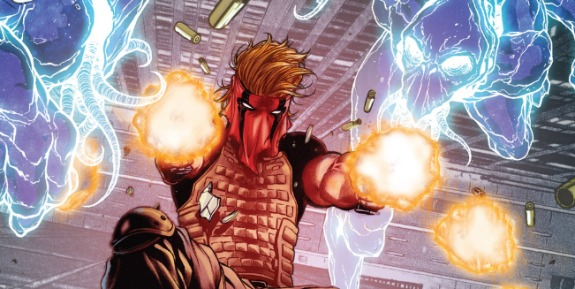 Grifter More Quick Hits (Not a Review!) on DC Comics New 52