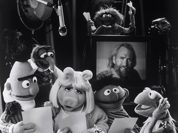 Jim Henson tribute Happy Birthday Jim Henson