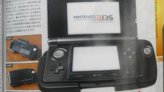 Nintendo 3DS Expansion Slide Pad The Nintendo 3DS Expansion Slide Pad is...