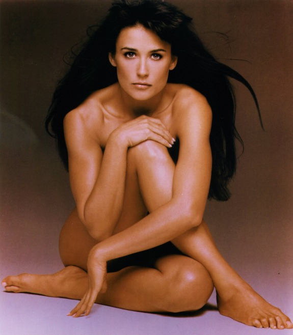Demi Moore 1 Todays Poll: Would You Cheat on Demi Moore?