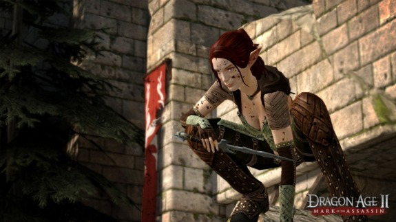 Mark of the Assassin Dragon Age II What Are You Playing This Weekend?