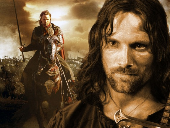 Aragorn Lord of the Rings The Lord of the Rings Nerd Logic Problem