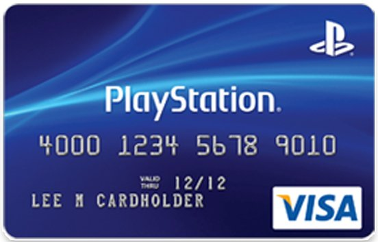 Capitol One PlayStation Card Meet the Capitol One Visa PlayStation Card
