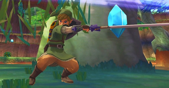 Legend of Zelda Skyward Sword This Weeks Videogame Releases (Mario! Zelda!)