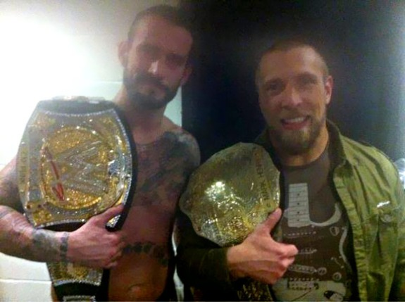 Bryan Danielson CM Punk Coffee Talk #434: Totally Marking Out For WWE!!!