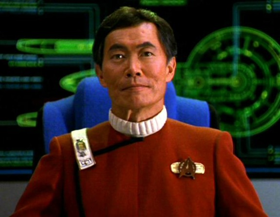 Hikaru Sulu Sulu Wants Star Wars and Star Trek Fans to Combat Twilight