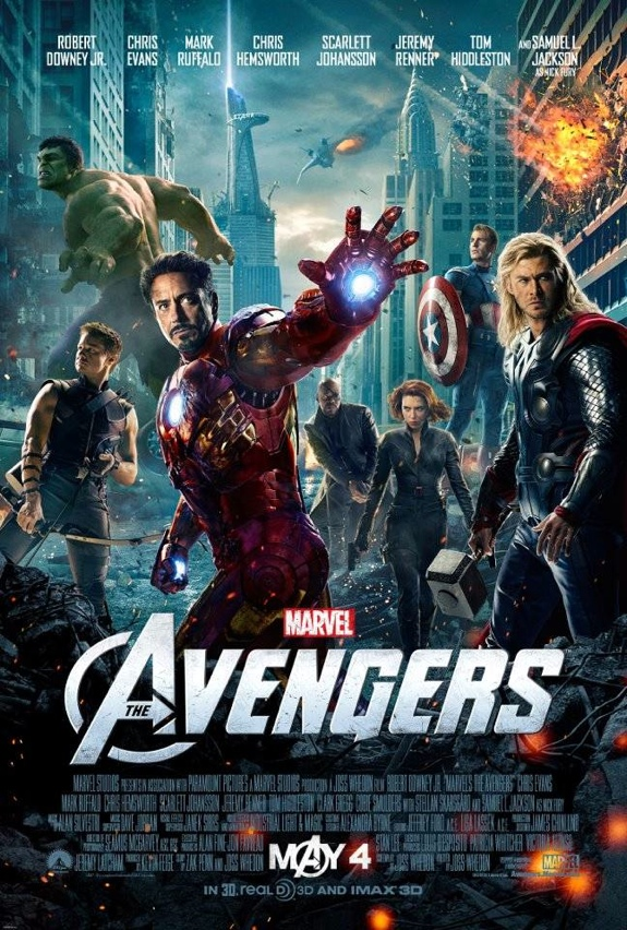 Avengers Poster Which Avenger Would You Most Like to Drink With?