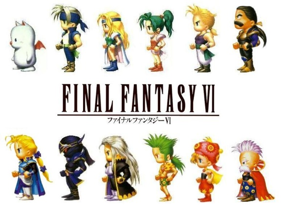 Final Fantasy VI Final Fantasy VI Meets Pat Benatar