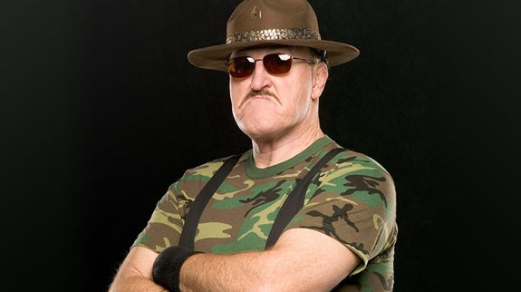 Sgt Slaughter Congratulations to Sgt. smartguy!!!
