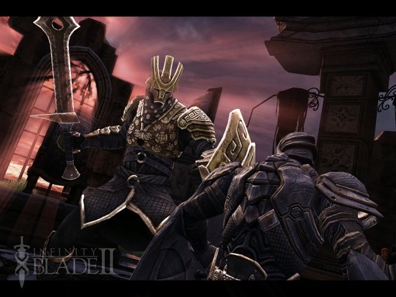 Infinity Blade II Retina Display What Are You Playing This Weekend?