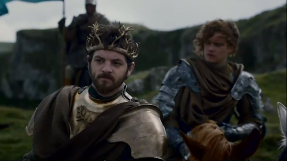 Renly Baratheon HBO Go Now Available for Xbox 360