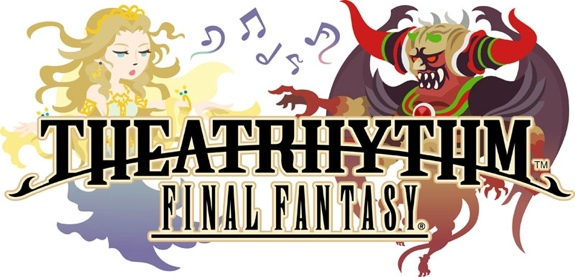 Theatrhythm Final Fantasy logo This Weeks Videogame Release