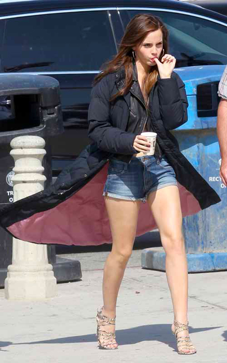 Emma Watson Bling Ring 2 Emma Watson Looks Hot in The Bling Ring