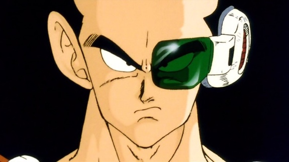 Vegeta Scouter Google Project Glass = Dragon Ball Z Scouter