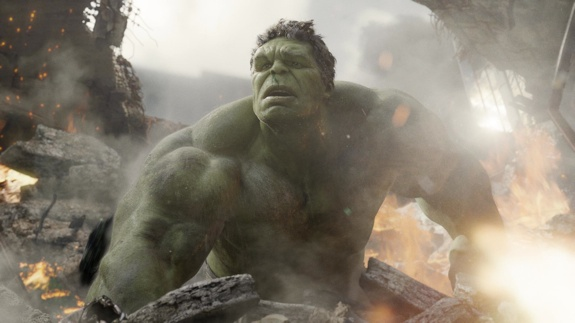 Avengers Hulk Random Thoughts (Not a Review!) on The Avengers Movie