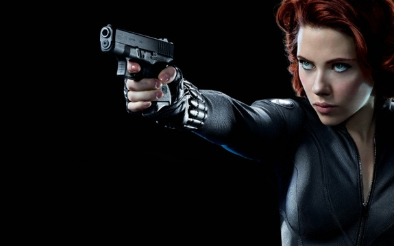 Avengers Scarlett Johansson Black Widow Random Thoughts (Not a Review!) on The Avengers Movie