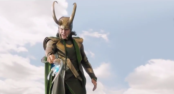 Avengers Tom Hiddleston Loki Random Thoughts (Not a Review!) on The Avengers Movie
