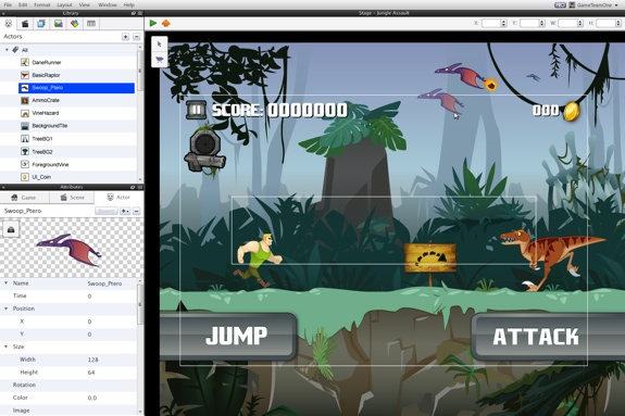 GameSalad for Windows GameSalad Creator Comes to Windows PC