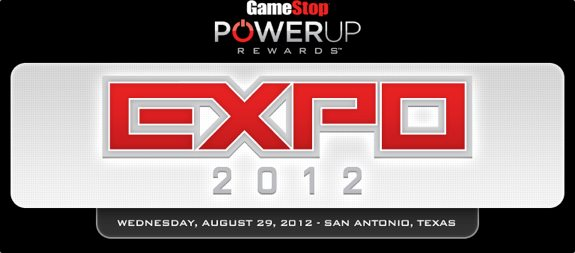 GameStop Expo 2012 GameStop Expo Open to General Public