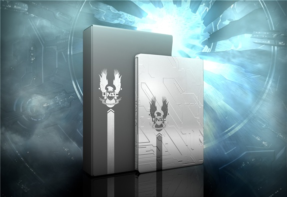 Halo 4 Limited Edition Details Revealed