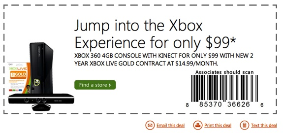 Xbox 360 subscription coupon Subscription Xbox 360 is Here...With Early Termination Fees