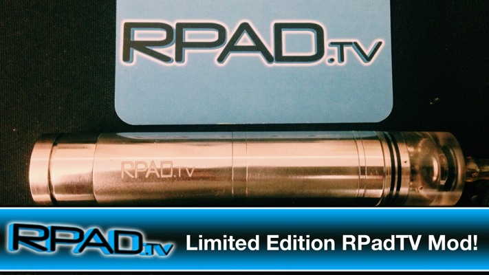 Get Your RPadTV Mod!