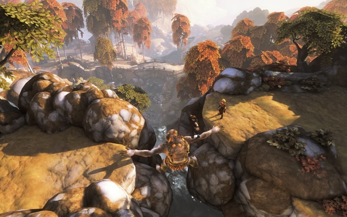 Brothers ToTS 1 Brothers: A Tale of Two Sons Preview / Interview