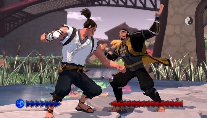 Karateka Remake Available on XBLA