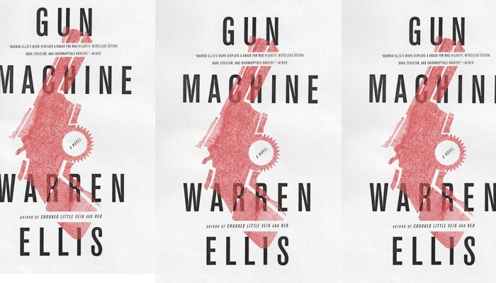 Warren Ellis, Gun Machine, and the iPad