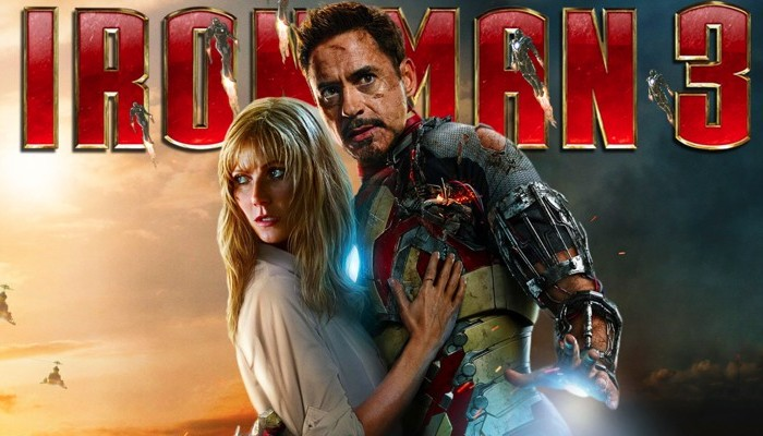 Random Thoughts on Iron Man 3
