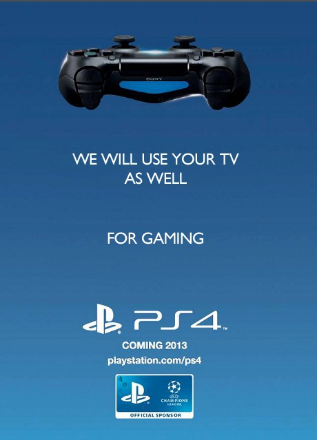 PlayStation 4 Snark ad Snarky PlayStation 4 Meme Should Be a Real Sony Ad