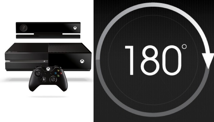 Xbox 180: Microsoft Changes its Stance on Xbox One