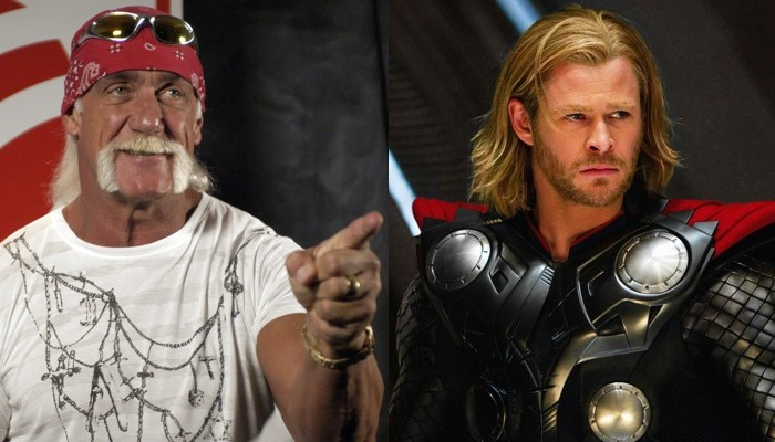 What If…Thor Played Hulk Hogan?!?