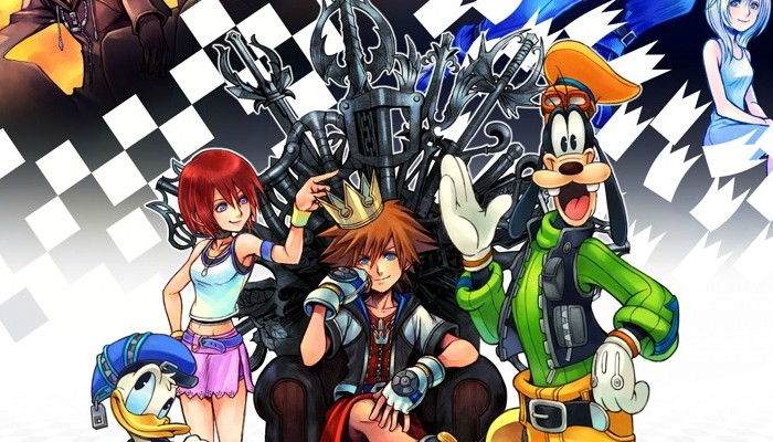 Kingdom Hearts HD 1.5 Remix Trailer