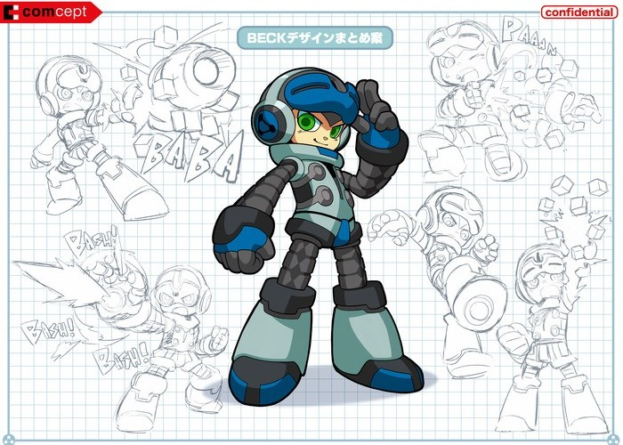 Support Mighty No. 9 on Kickstarter!