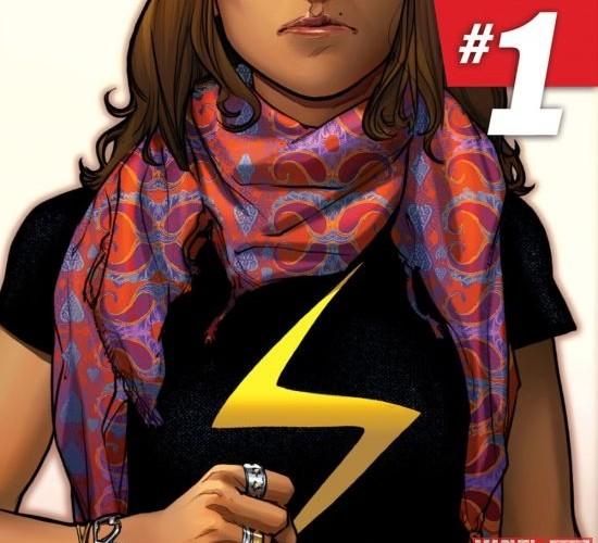 Stephen Colbert Attacks Muslim Ms. Marvel