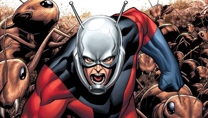 Paul Rudd is…Ant-Man