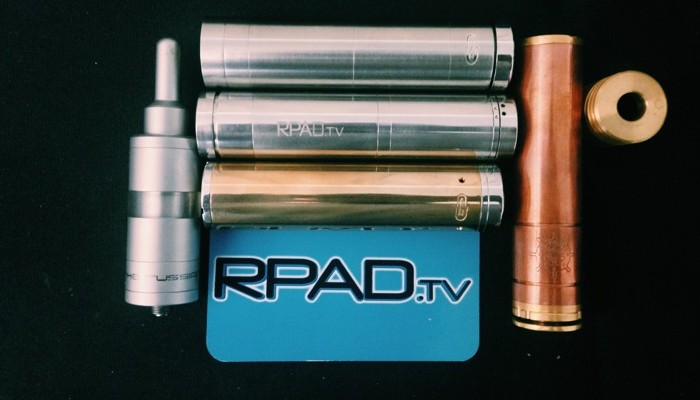 Vaping Diaries #166: Top 10 Vaping Devices of 2013 (Mods, Atomizers)