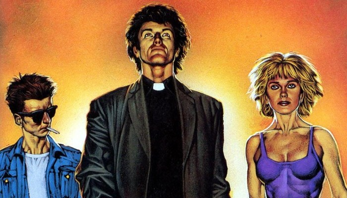 Preacher Coming to AMC (Seth Rogen, Evan Goldberg)