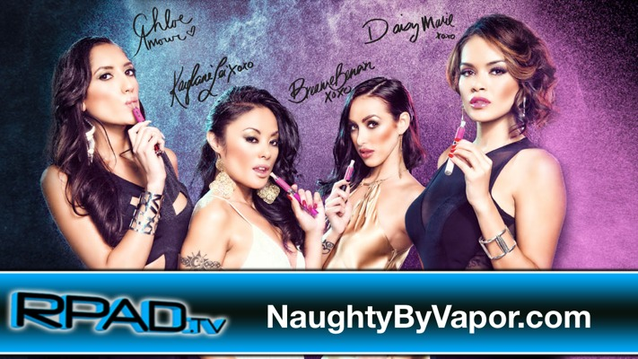 Naughty by Vapor Interview